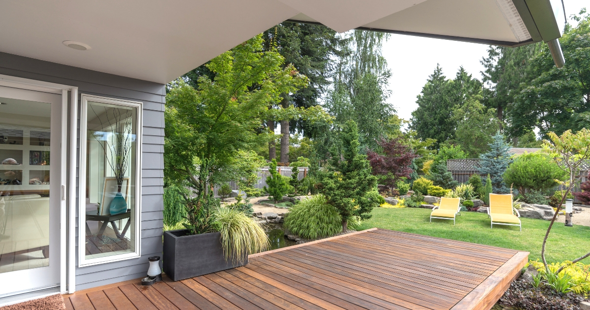 How To Redesign Your Garden Once You Have Extended Your Home Into
